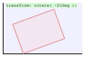 FeE 2: CSS 9b 2D Translations